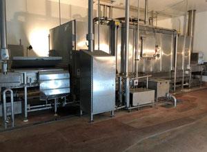 Four rotatif JBT JSO IV Thermal Fluid Oven