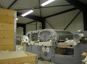 Bobst SP 1260-E Stanze