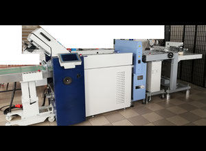 Used Bacciottini/ Mb Pit Stop FMhs + Prestige 52 folding machine