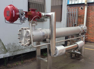 Used HRS Shell & Tube Heat Exchanger