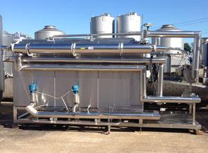 Stroje pro výrobu vína, piva nebo alkoholu S/S S/S