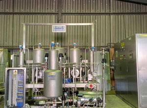 Miteco Carbonated Soft Drink Blending Plant Lebensmittelmaschinen