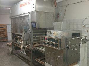 Ligne complète de production de pains Werner Pfleiderer SC51