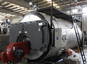 Ignis HDK-400L Pirotubular horizontaler Dampfkessel