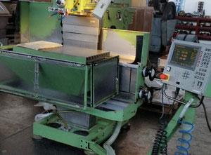 Intos FNGP 50 CNC-Fräsmaschine Universal