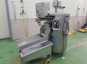 Potato Peeler KPM-400 250-400kg/h Knife system.