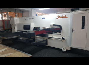 Baykal BPM-T 1525 x 30 CNC punching machine
