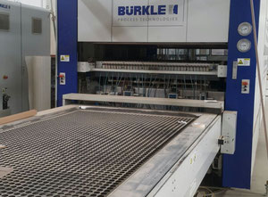 Burkle BTF 1528-1400 Press