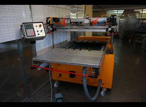 EMM 444 SIMON Siebdruckmaschine