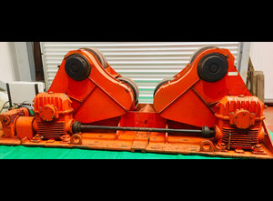 Bode 150 Ton Self Aligning Rotators