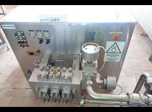 Mezcladora de líquido Bertoli H-3075