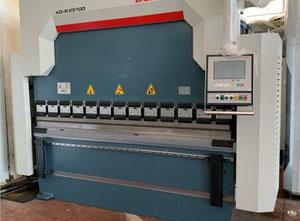 Durma AD-R 25100 Abkantpresse CNC/NC