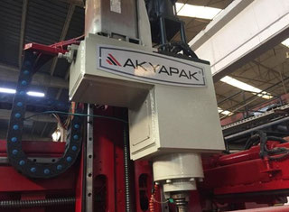 Akyapak 2 ADM 1000 CNC P90902021