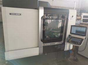 DMG Mori NVX 5100/40 Bearbeitungszentrum Vertikal