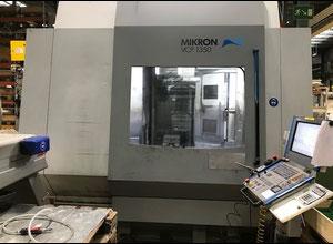 Centro de mecanizado vertical Mikron VCP 1350