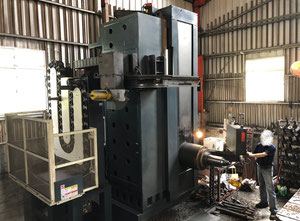 JOHNFORD BMC-130 CNC HORIZONTAL BORING MILL