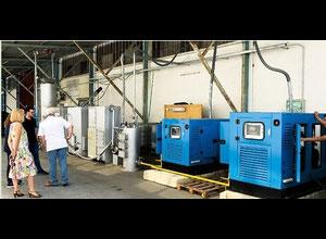 Dinamika Energjia Doo 30 kW Generator