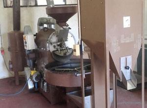 Macchina per la torrefazione del caffè Farina Trabattoni T20