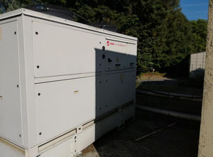 Trane Aquastream2 Maschine für die Energie