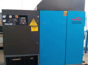 Worthington Creyssensac ROLLAIR 75 Oiled screw compressor