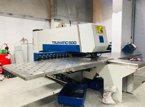 Trumpf Trumatic 500R-1300 CNC CNC punching machine