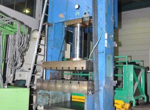 Lagan 250 A Гидравлический / Механический пресс