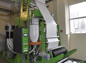 Alea Plastics Machinery APTRUDER 56-1000-2 Extrusion - Single screw extruder