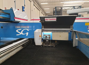 Finn Power SG6 TRS6 CNC Stanzmaschine