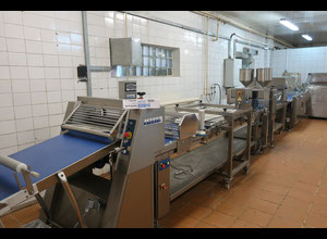 Tekno Stamap Lint 6000 Complete pasta or pizza production line