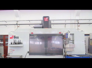 Centre d'usinage vertical Haas VF-6SS