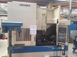 Used OKUMA MX 55 VA Machining center - vertical