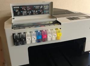Imprimante textile Poly Print Tech jet Echo