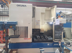 Centre d'usinage vertical OKUMA MX 55 VB