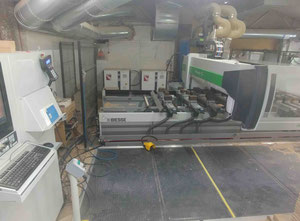 Used BIESSE ROVER C6.40 Wood CNC machining centre