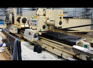 Tacchi FT 70-LS/600 x 2500 Deep hole drilling machine