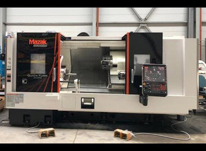 Mazak Quick Turn 300 MS cnc lathe
