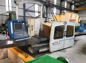 Lagun MASTER 2600 cnc vertical milling machine