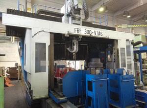 Fahrständerportalfräsmaschine TOS - KURIM FRF 300 - V / A6