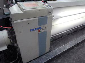 Vzduchový tryskový tkací stroj Picanol OMNI-4-R