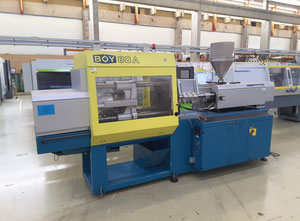 Dr. Boy 805-308 Injection moulding machine