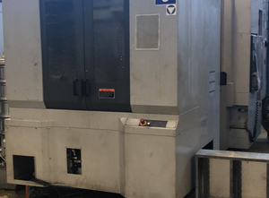 Used Mori Seiki SH5000 Machining center - horizontal