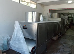 SRC SD 300 hard candy production line