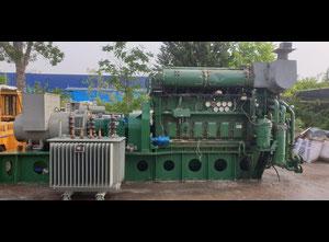 Gruppo elettrogeno Sulzer 6 S 20 UH