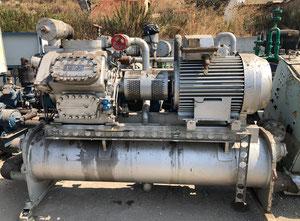 Sabroe 6 S 20 UH Kolbenkompressor