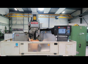 XYZ SMX5000 cnc vertical milling machine