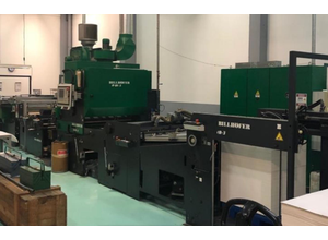 Used Billhoefer EK-104/50M laminator