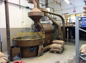 Petroncini Coffee Roaster TT120 kg/batch  - Manual