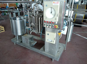 Pieralisi 2000 Pasteurizer with cream separator