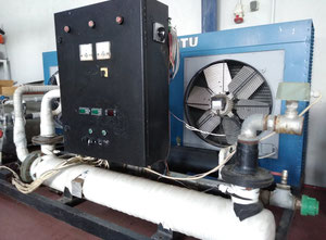 Dondurma makinesi Omda 420000 BTU