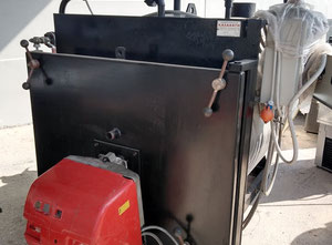Omac 600kg10 bars Steam boiler